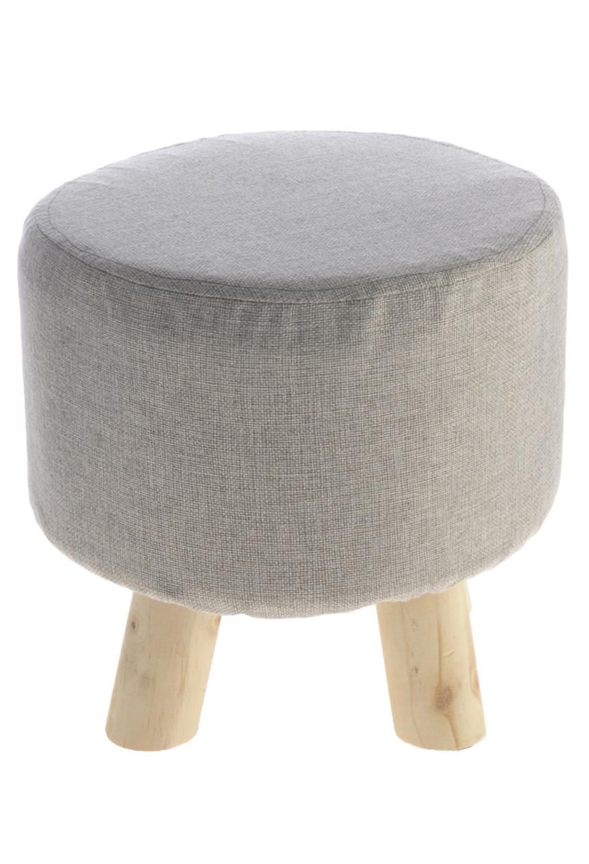Pufa, stołek do siedzenia lub podnóżek do salonu, pokoju dziennego i dziecięcego.
